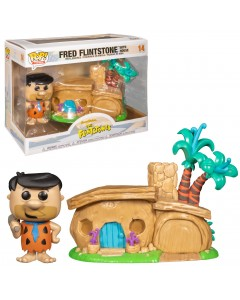 The Flintstones - Pop! - Fred Flintstone with House n°14