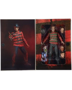 Nightmare on Elm Street - Figurine Ultimate Freddy Krueger 30th Anniversary