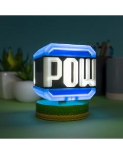 Super Mario - Lampe veilleuse Bloc Pow