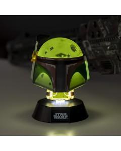 Star Wars - Lampe veilleuse Boba Fett 10 cm