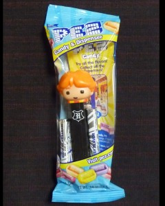 Harry Potter - Bonbons Pez Ron Weasley