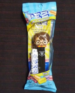 Harry Potter - Bonbons Pez Harry