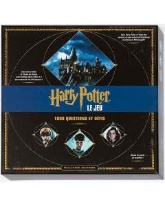 Harry Potter : Le Jeu - 1000 Questions et défis