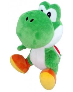 Super Mario - Peluche Yoshi vert 20 cm