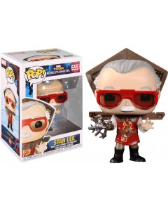 Marvel : Thor Ragnarok - Pop! - Stan Lee n°655