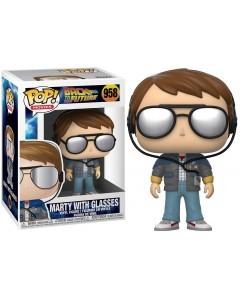 Retour vers le Futur - Pop! - Marty McFly Glasses n°958