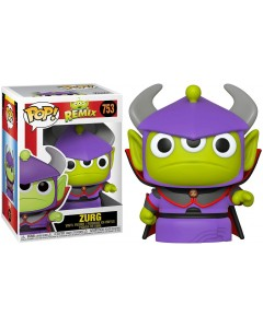 Pixar - Pop! Alien Remix - Zurg n°753