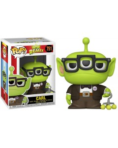 Pixar - Pop! Alien Remix - Carl n°751