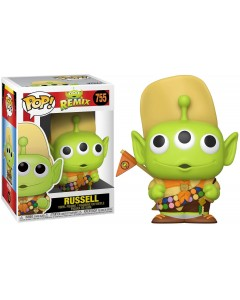 Pixar - Pop! Alien Remix - Russell n°755