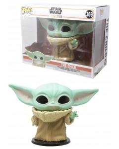 Star Wars : The Mandalorian - Pop! - The Child (Baby Yoda) 25 cm n°369