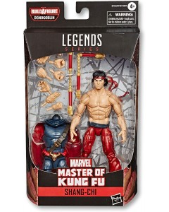 Marvel Legends - Demogoblin - Figurine Shang-Chi (variante)