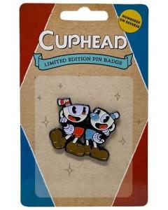 Cuphead - Pins Cuphead & Mugman (édition limitée)