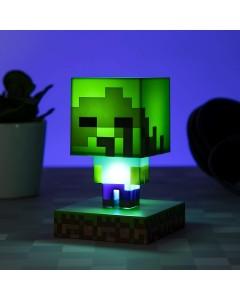 Minecraft - Lampe veilleuse Zombie 11 cm