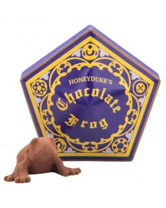Harry Potter - Gomme Chocogrenouille avec boîte