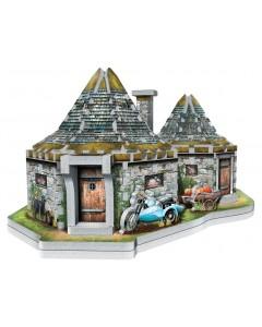 Harry Potter - Puzzle 3D Hutte d'Hagrid BOITE ABIMEE