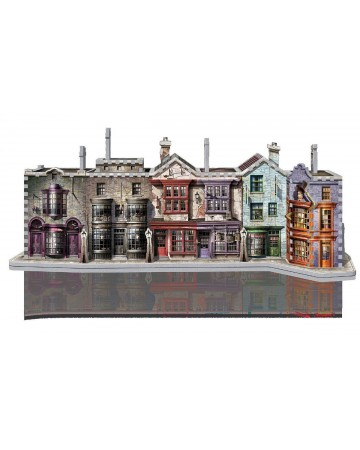 Harry Potter - Puzzle 3D Chemin de Traverse