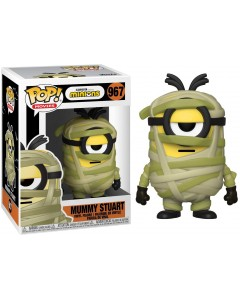 Minions - Pop! Movies - Mummy Stuart n°967