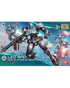 Gundam - HGBD 1/144 Leo NPD