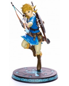Zelda - Statue PVC Link (Breath of the Wild)
