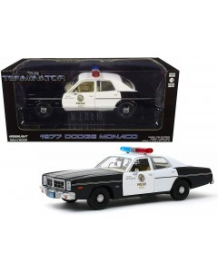 Terminator - 1/24 1977 Dodge Monaco Metropolitan Police