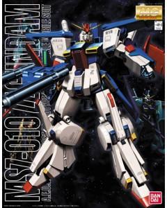 Gundam - MG 1/100 MSZ-010 ZZ Gundam
