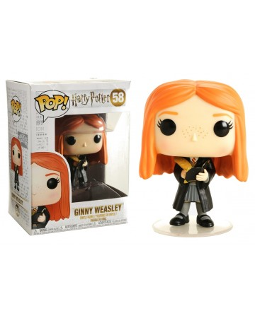 Harry Potter - Pop! - Ginny Weasley with Diary