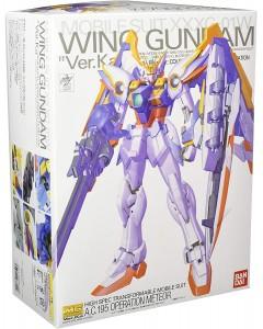 Gundam - MG 1/100 XXXG-01W Wing Gundam Ver.Ka