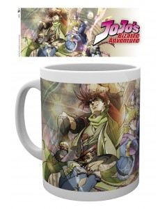 Jojo's Bizarre Adventure - Mug Joseph and Ceasar