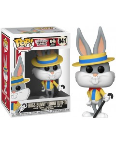 Looney Tunes - Pop! 80th Anniversary - Bugs Bunny Show Outfit n°841