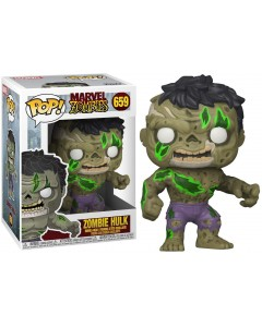 Marvel Zombies - Pop! - Zombie Hulk n°659