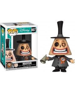 Nightmare Before Christmas - Pop! - Mayor n°807