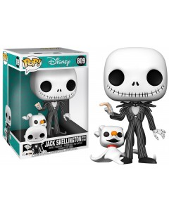 Nightmare Before Christmas - Pop! - Jack & Zero 25 cm n°809