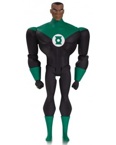 Justice League Animated - Figurine Green Lantern John Stewart