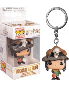 Harry Potter - Pop! Pocket - porte-clé Boggart as Snape