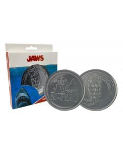 Jaws (Les Dents de la Mer) - Set de 4 sous-verres Logo