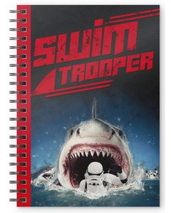 Star Wars - Carnet A5 Original Stormtrooper : Swim Trooper