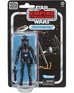 Star Wars - Black Series Vintage 40th - 6 inch - Imperial Tie Fighter Pilot (ESB)