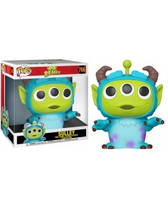 Pixar - Pop! Alien Remix - Sulley 25 cm n°766