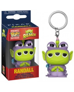 Disney Pixar - Pop! Pocket - Alien Remix - porte-clé Randall