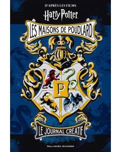 Harry Potter : Le journal créatif: Les maisons de Poudlard