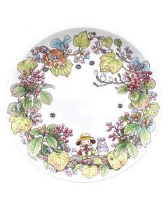 Mon voisin Totoro - Assiette porcelaine 23 cm Viornes