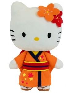 Hello Kitty - Peluche Kimono