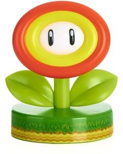 Super Mario - Lampe veilleuse super Fleur