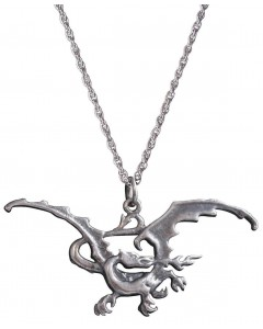 The Hobbit - Collier pendentif Smaug