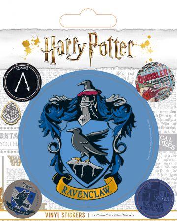 Harry Potter - set de stickers Ravenclaw