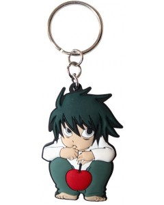 Death Note - porte-clé PVC L