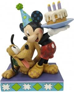"Disney - Traditions - Pluto & Mickey ""Happy Birthday, Pal!"""