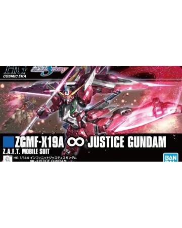 Gundam - HGCE 1/144 Infinite Justice Gundam