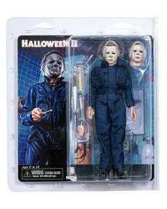 Halloween 2 - Figurine Retro Clothed Michael Myers