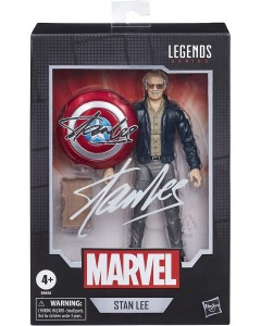 Marvel Legends - Figurine Stan Lee